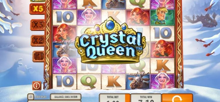 A Frozen Crystal Queen