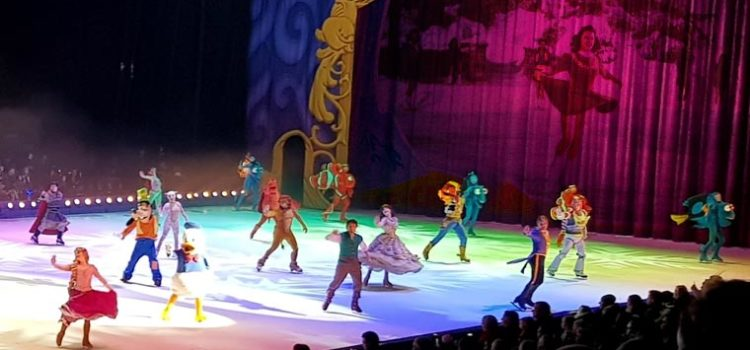 """What are the """"Ice Capades""""?"""